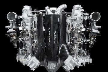 玛莎拉蒂MC20将于9月发布 搭载预燃烧室全新引擎