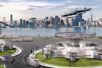 2020CES:现代将推飞行三分快乐十分 看国外网友怎么评论