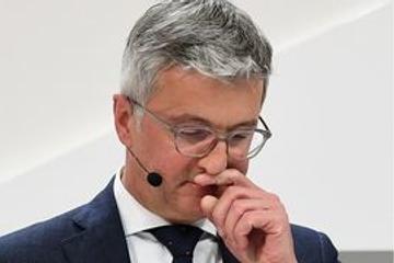 大众集团终止奥迪CEO施泰德合同