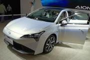 2021重庆车展:AION S Plus