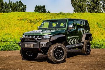 售26.99万元 北京越野BJ40雨林穿越版正式上市