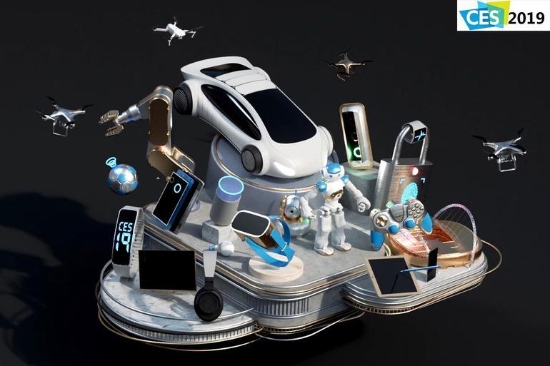 车迷如何看2019CES:不只新能源和自动驾驶
