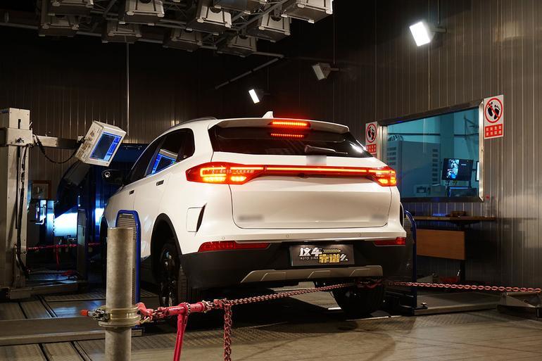 试验求真相 中国工况法测电动车低温续航