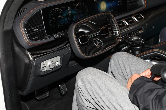 自动驾驶时倾向盘缩到最低