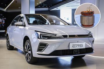 电动车只关心电池容量和续航? 荣威R ER6告诉你这些更重要