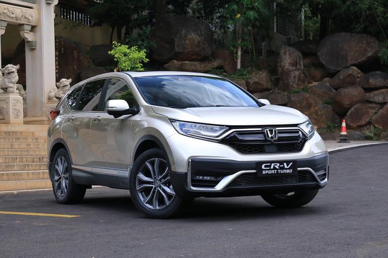 16.98万元起/多达17款 东风本田新款CR-V正式上市