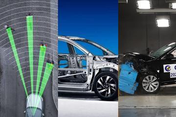 只关心结不结实就错了 汽车安全技术由被动吸能向主动预防进化