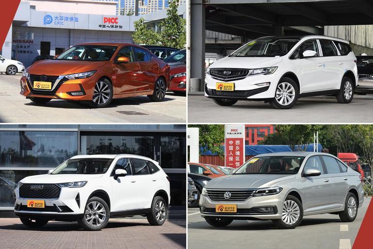 10-15万元家用车 轿车、SUV、MPV你选谁?