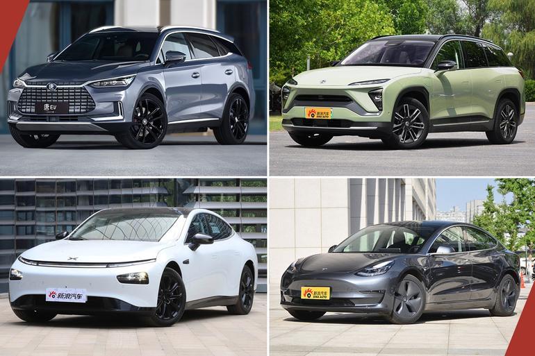新能源车也可以很有品质 SUV、轿车各两款值得考虑