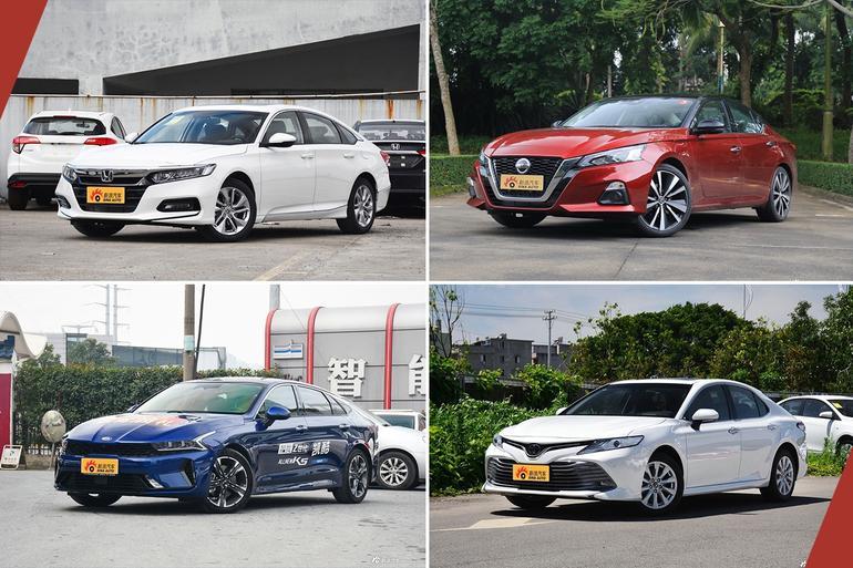 宜家宜商的全能选手 四款热门中型车推荐