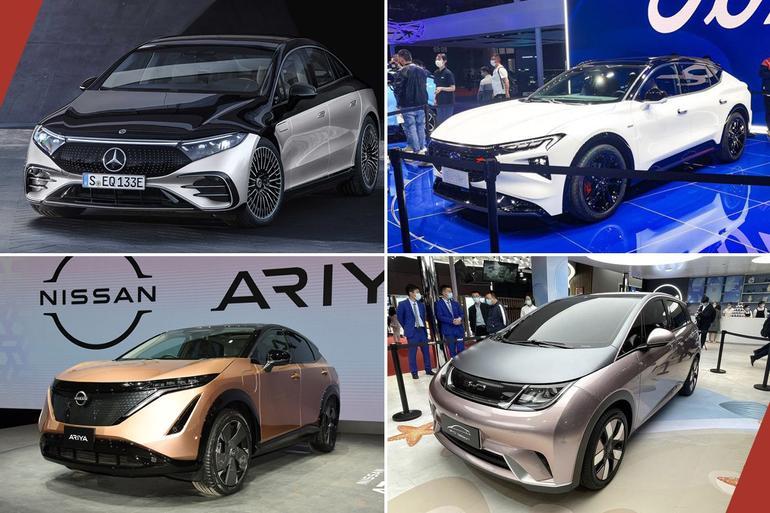 都是狠角色 2021下半年最具看点的新能源车盘点