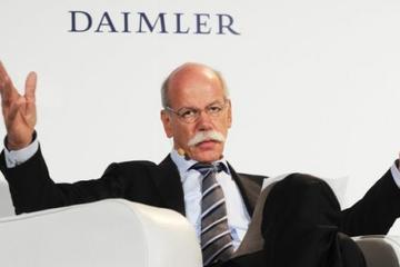 戴姆勒在股东大会上同意将与吉利探讨可能性合作