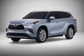 丰田2020款汉兰达售价公布 售价3.5720-5.1320万美元