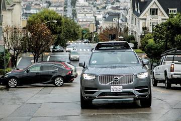 无人车致死事故前  Uber或禁用了沃尔沃安全系统