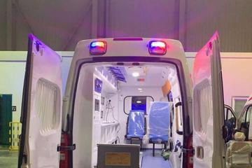 北汽福田接到25辆负压救护车生产任务