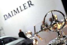 戴姆勒寻求到2021年在奔驰乘用车部门节省60亿欧元成本