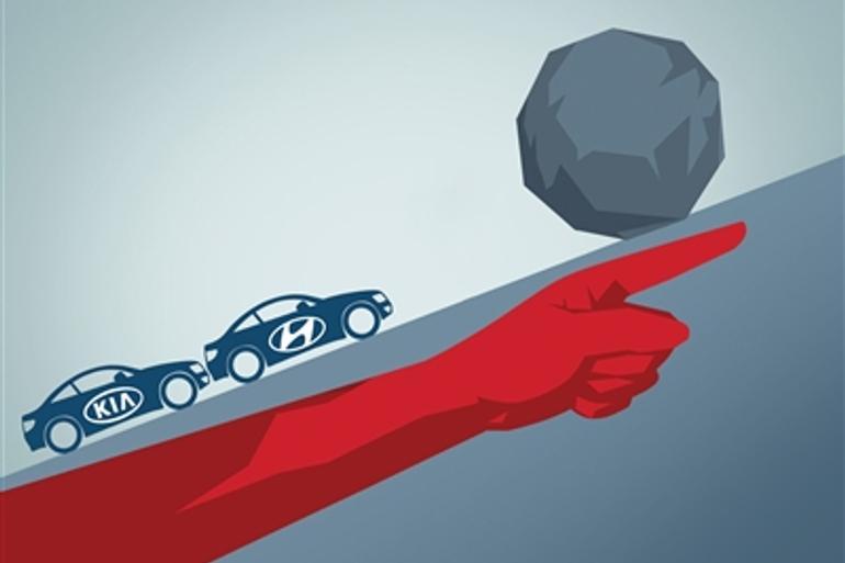 销量下挫对中国市场过于依赖 起亚和现代发展遇阻