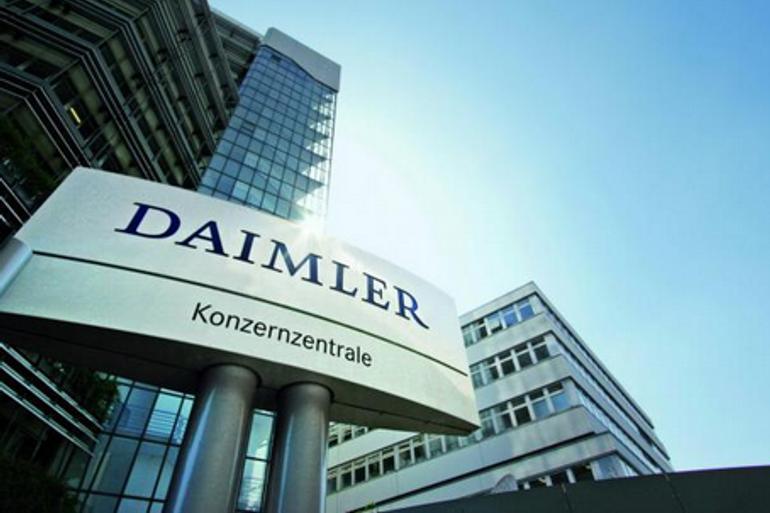 戴姆勒将于11月正式重组拆分为三大公司