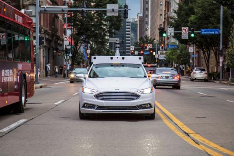 传大众或超10亿美元投资福特自动驾驶公司Argo