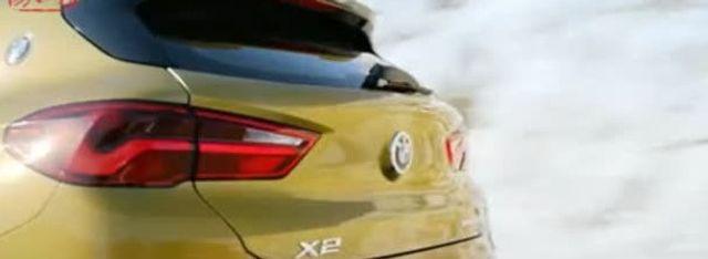 视频:全新宝马X2正式发布,你觉得会卖多少钱呢?