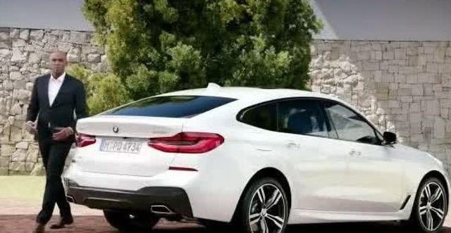视频:2018年宝马6系列Gran Turismo全面回顾