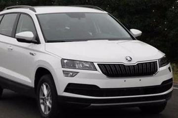 视频:同级SUV中的黑马?2018斯柯达Karoq