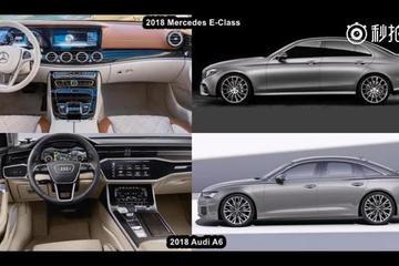 视频:2019 Audi A6 Vs 奔驰 E-Class ,你更喜欢哪一款?