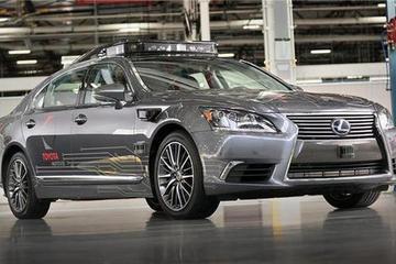 丰田暂停在美全自动驾驶测试