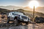 全新Jeep牧马人官图发布 将亮相北京车展