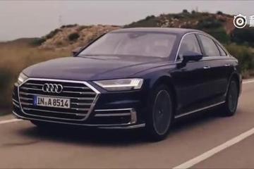 视频:2018款奥迪A8和奔驰S级对比,你更喜欢哪款?