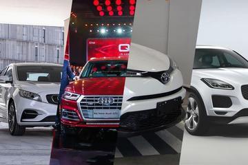 C-HR/Q5L领衔 北京车展重磅新车汇总(下)