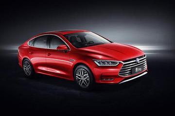 全新唐将预售 比亚迪2018北京车展阵容