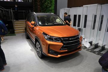 2018北京车展探馆:北汽幻速S3X实车