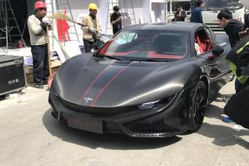 2018北京车展探馆:前途K50量产版
