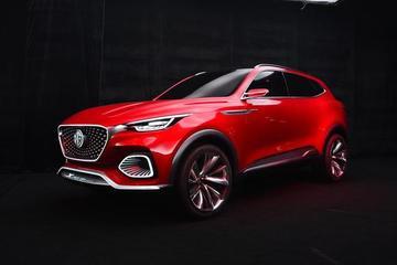 下半年推量产版 实拍名爵X-motion概念车