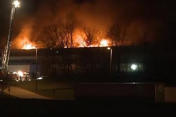 福特卡车厂因供应商失火关闭 或影响Q2获利