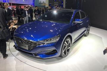 2018北京车展:北京现代LAFESTA首发亮相