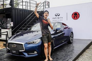 2018英菲尼迪斯巴达勇士赛首登北京
