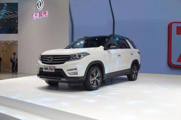 2018重庆车展:风光S560 1.5T、风光580混动车型首次亮相
