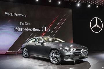 外观造型更加激进 解码全新一代奔驰CLS