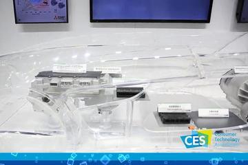 亚洲CES:三菱搞起了双电机PHEV