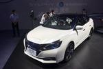 轩逸纯电版车型北京开启预售 16.6万元
