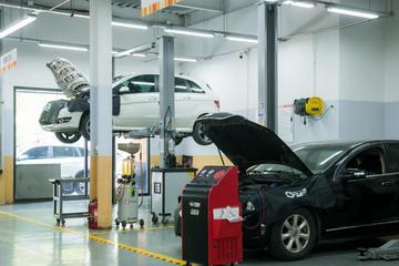 上汽通用汽车发布连锁汽车服务品牌——车工坊