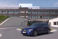 奔驰Mercedes全新C220d旅行版 科技感十足