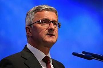 德国检方审问施泰德 奥迪认为前CEO仍适用无罪推定