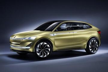 斯柯达将推多款电动车型 包含性能版车型