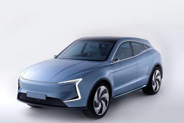 SF MOTORS发布中文名称 首款车SF5明年上市