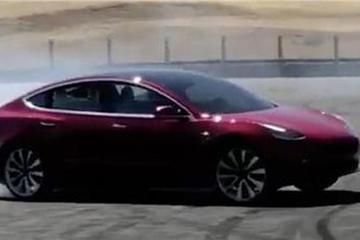 "Model 3 Performance""赛道模式"" 研发车辆动态控制系统"
