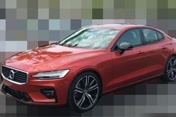 沃尔沃全新S60实车曝光 有望明年加长国产