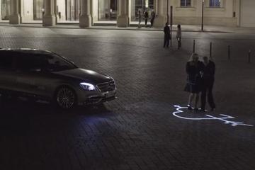 梅赛德斯-奔驰 Digital Light 大灯技术